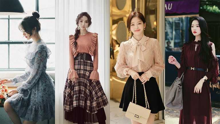 Quần áo thời trang Hàn Quốc