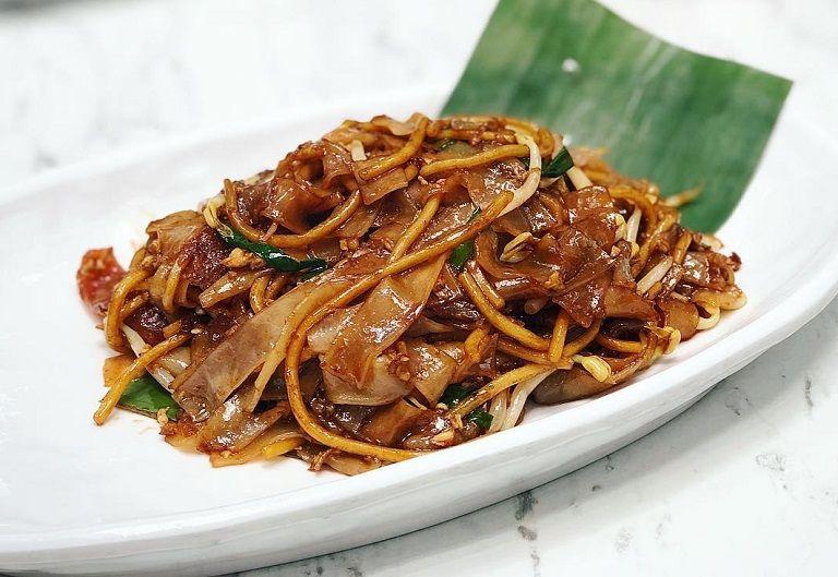Đến Singapore nên ăn gì - Char Kway Teow