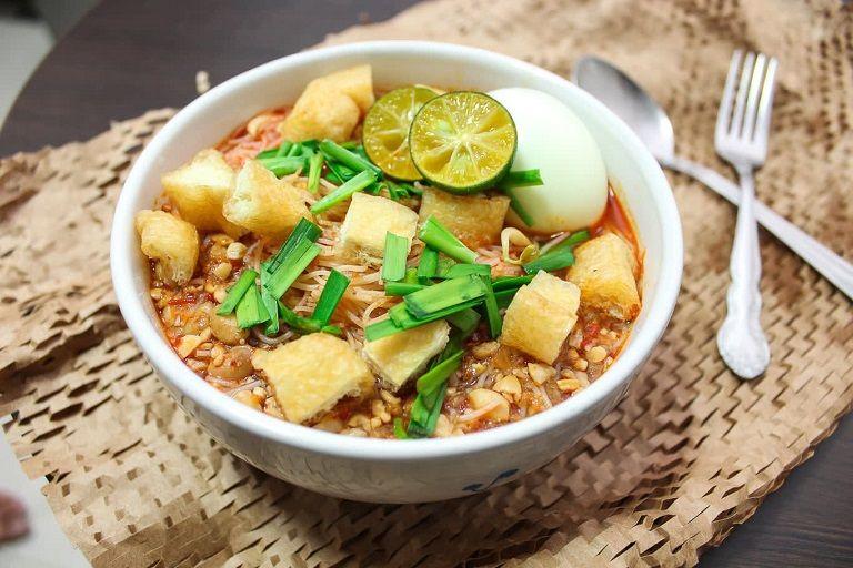 Mỳ xiêm Mee Siam