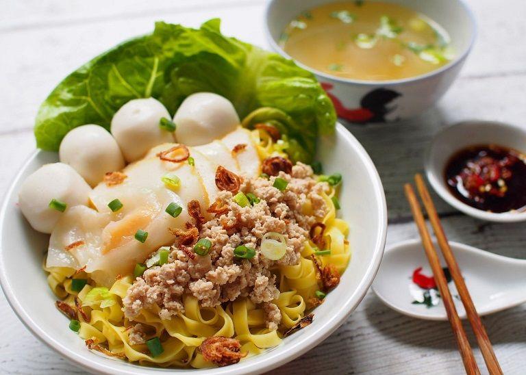 Đến Singapore nên ăn gì?
