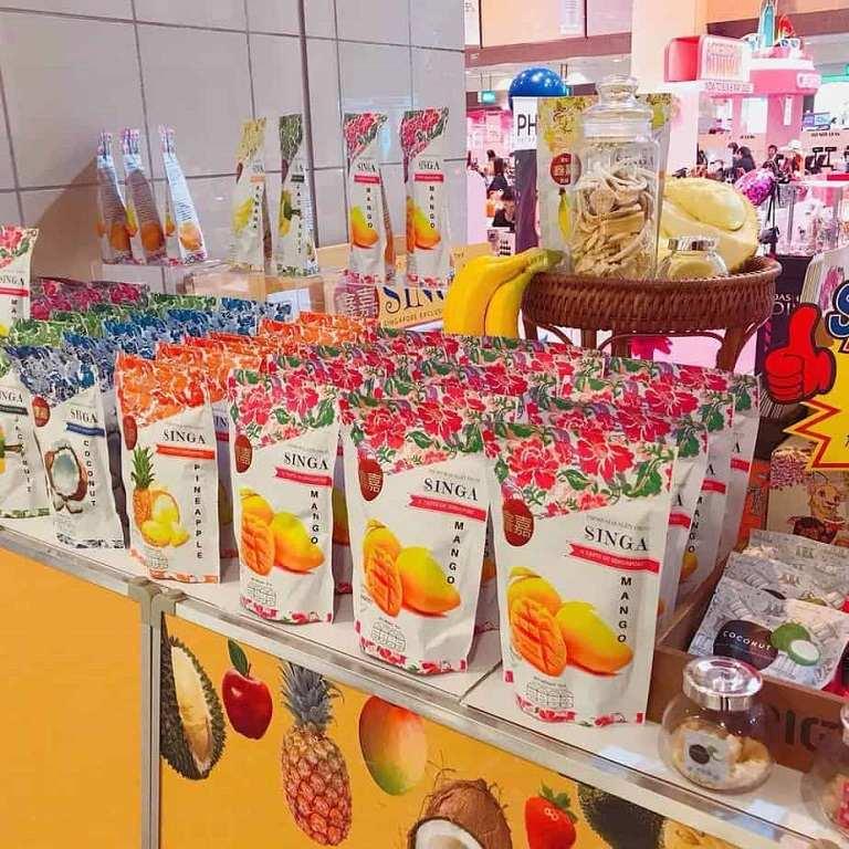 Bánh kẹo Singapore
