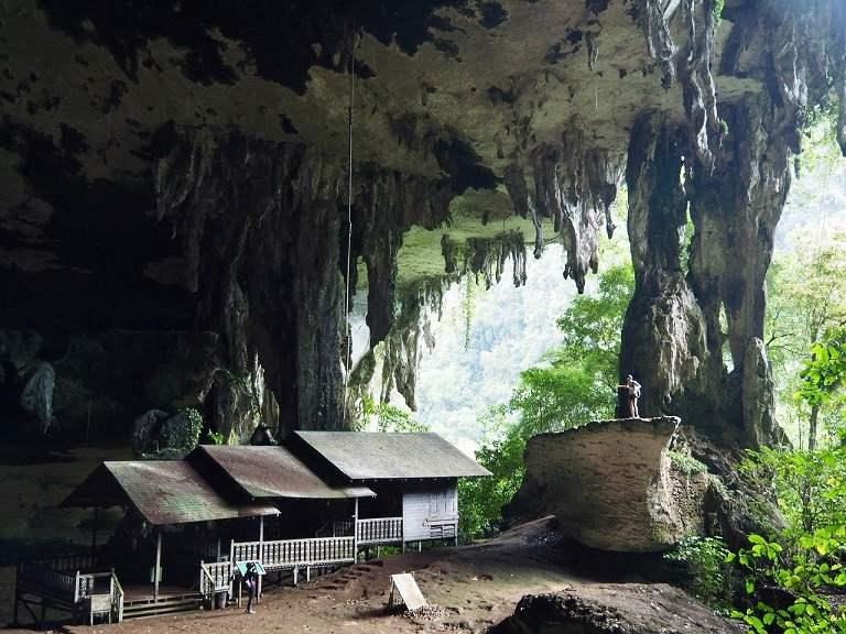 Vườn quốc gia Niah - địa điểm du lịch tại Malaysia