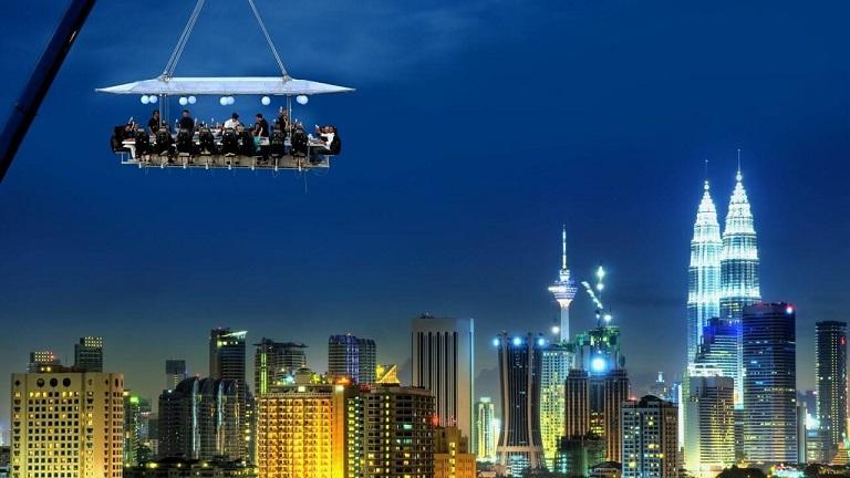 Thành phố Kuala Lumpur - địa điểm du lịch tại Malaysia