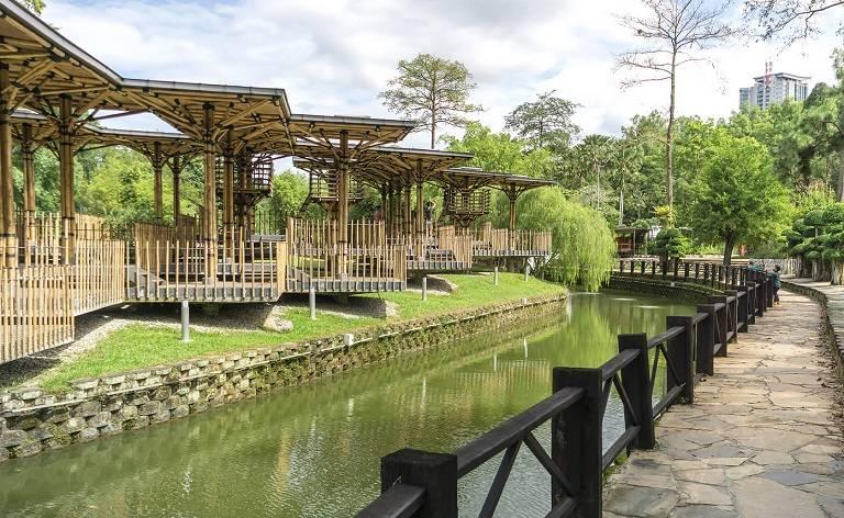 Lake Garden - địa điểm du lịch tại Malaysia