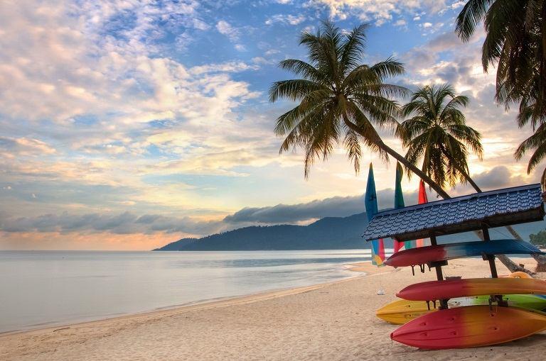 Đảo Pulau Tioman - địa điểm du lịch tại Malaysia