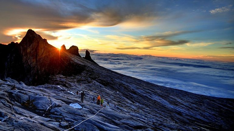Du lịch Malaysia - Núi Kinabalu