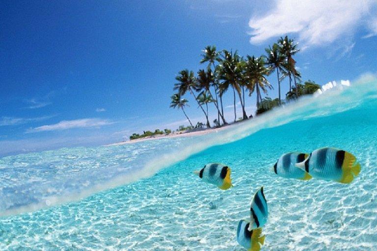 Du lịch biển ở Malaysia