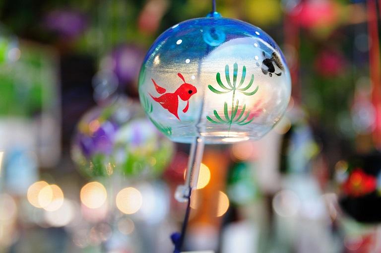 Du lịch Nhật Bản mua gì về làm quà? - Hãy mua chuông gió