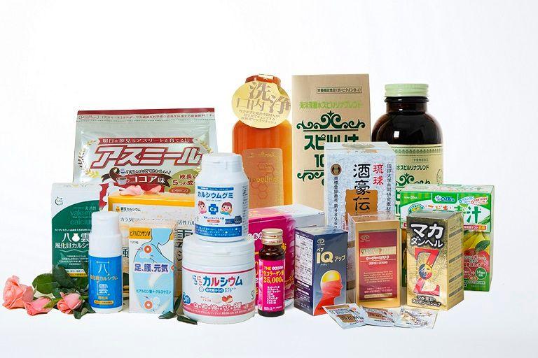 Sản phẩm thực năng, thuốc của Nhật là món quà ý nghĩa được nhiều người lựa chọn