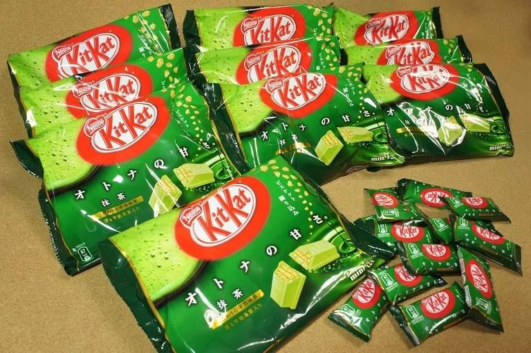 Kitkat Nhật Bản