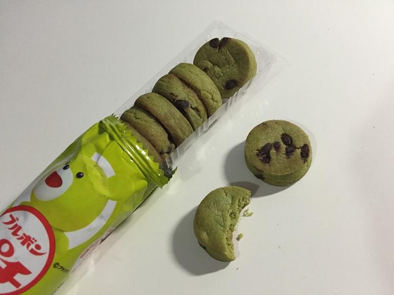 Bánh quy Puchi Matcha Chocochip