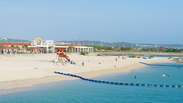 Bãi biển Bibi Itoman - Du lịch Okinawa