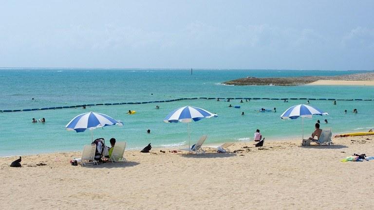 Toyosaki Chura Sun Beach - Du lịch Okinawa