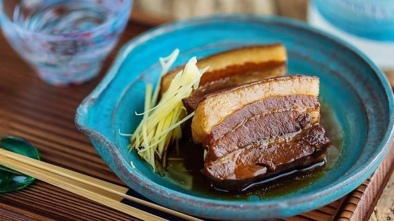 Rafute - Món ăn nên thử khi du lịch Okinawa