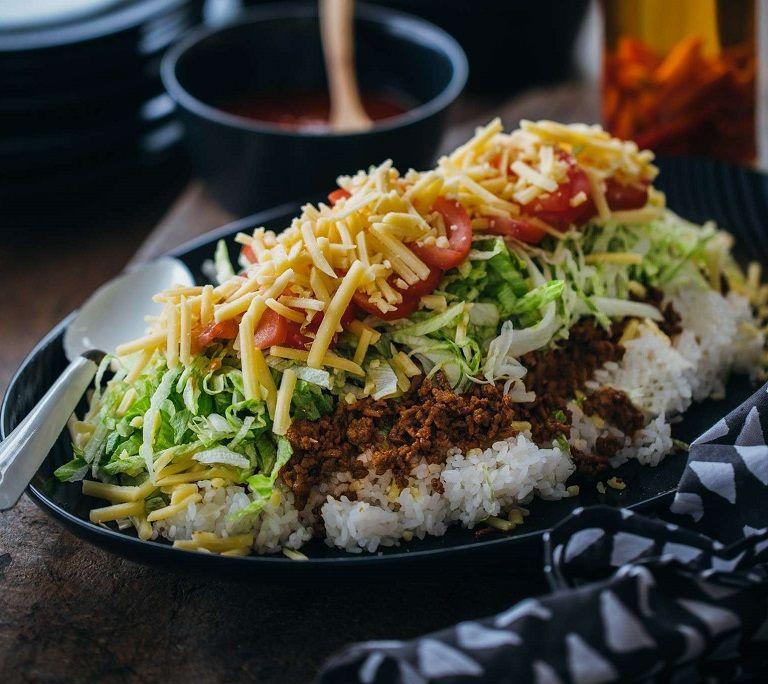 Cơm Taco