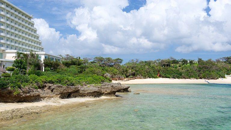 Resort bên bờ biển Zanpa