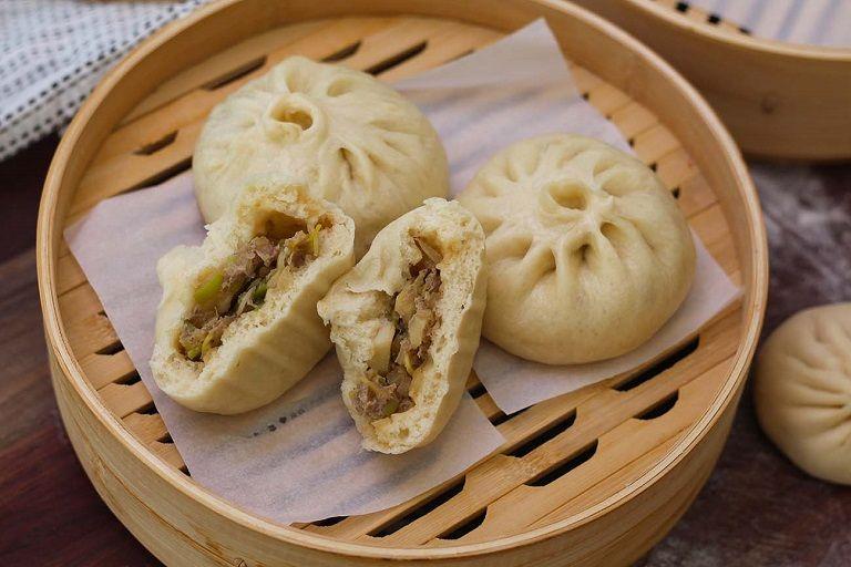 Butaman - Món ăn nổi tiếng ở Osaka