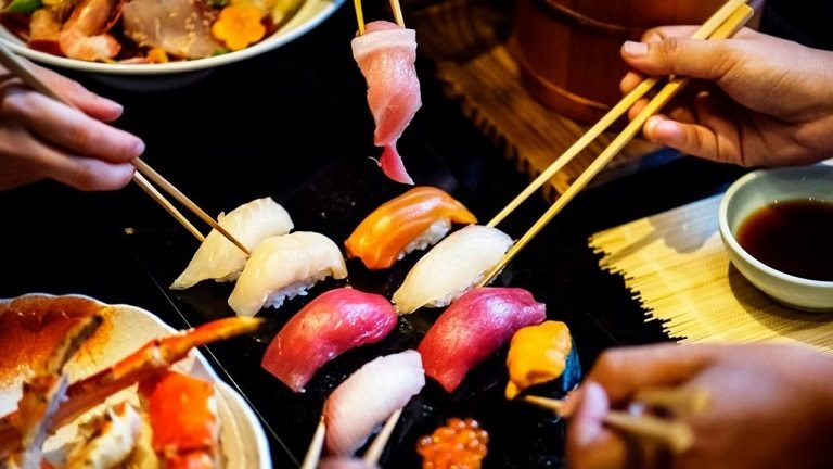 Ẩm thực Osaka rất được du khách yêu thích