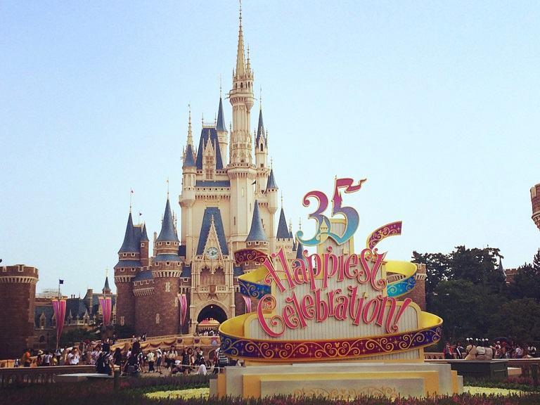 Công viên Tokyo DisneySea - Địa điểm du lịch Tokyo