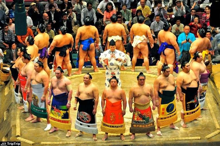 Đấu trường Sumo Kokugikan