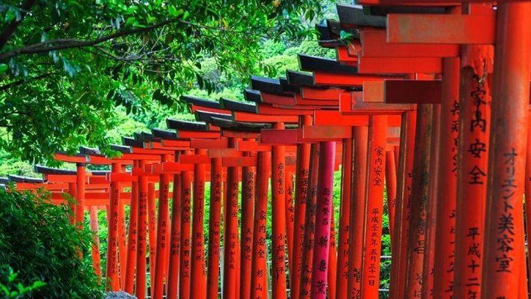 Đền Nezu - Địa điểm du lịch Tokyo