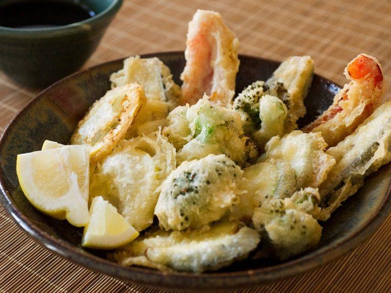 Tempura - Món ăn nổi tiếng Tokyo