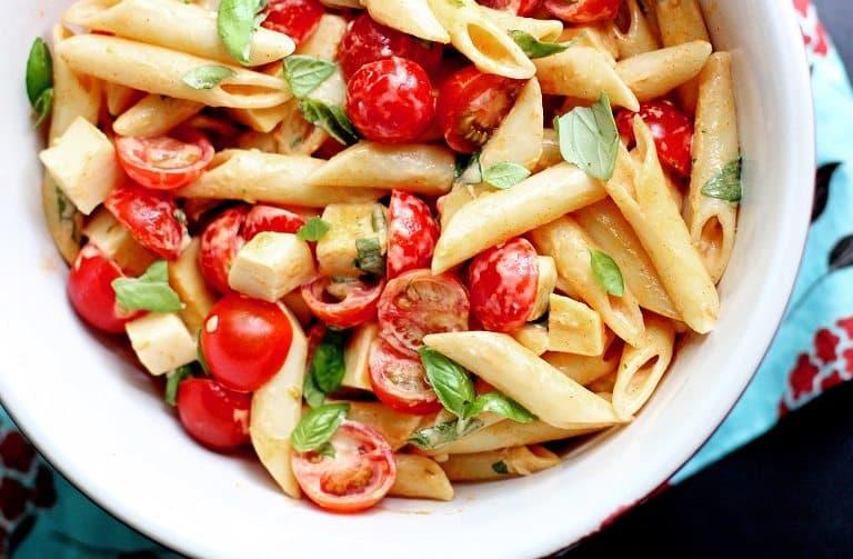 Một số món Pasta của Ý