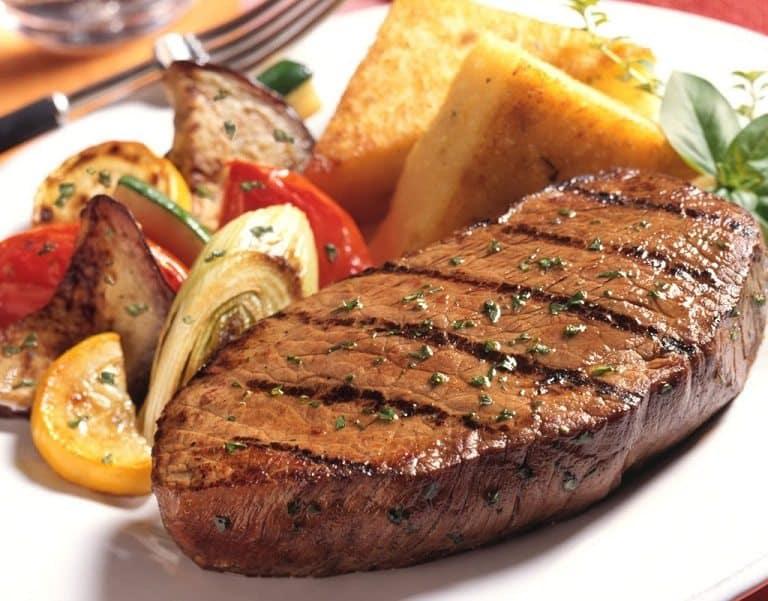 Bò bít tết - Bistecca