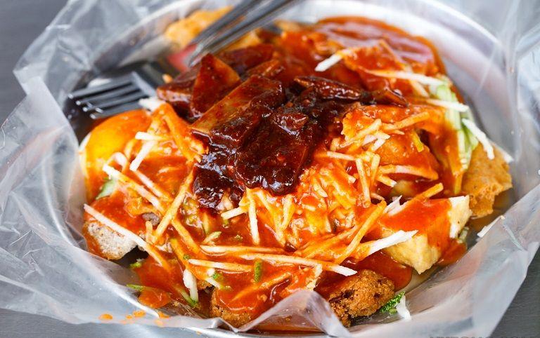 Pasembur - Món ăn độc đáo của ẩm thực Malaysia