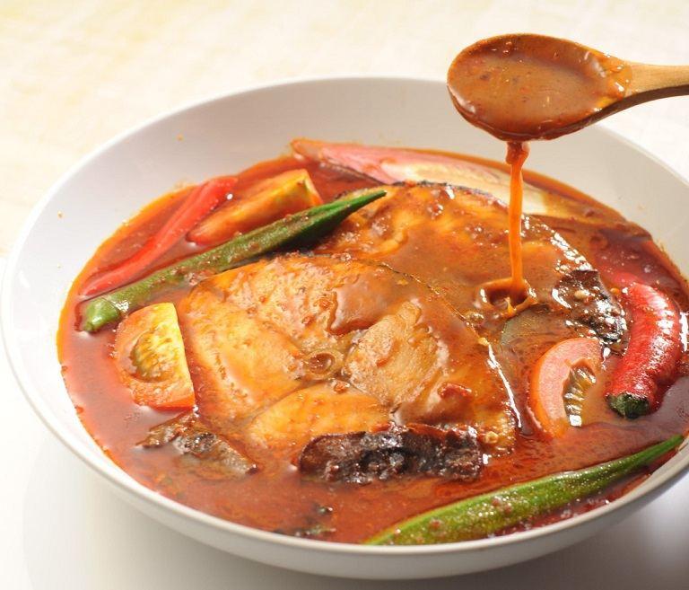 Asam pedas - Đặc sản Malaysia