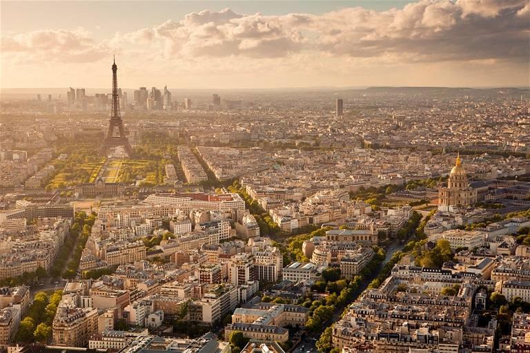 Paris - vẻ đẹp ngọt ngào, lãng mạn