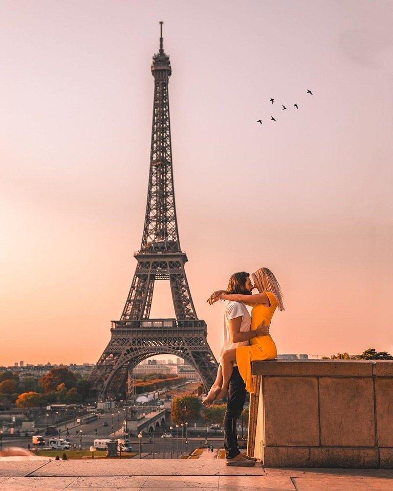 Tháp Eiffel - Niềm kiêu hãnh của kiến trúc Pháp