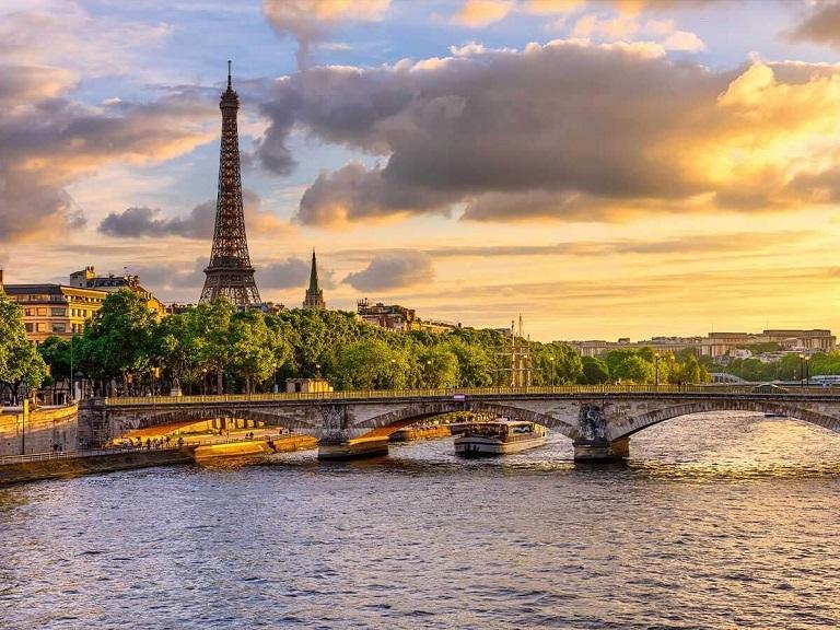 địa điểm du lịch tại Pháp