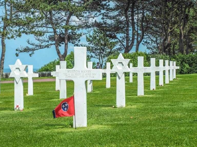 Khu D-Day - địa điểm du lịch tại Pháp
