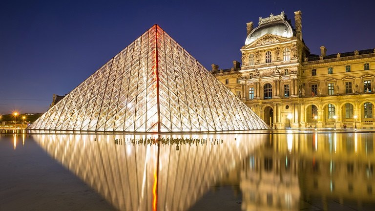 Bảo tàng Louvre - địa điểm du lịch tại Pháp
