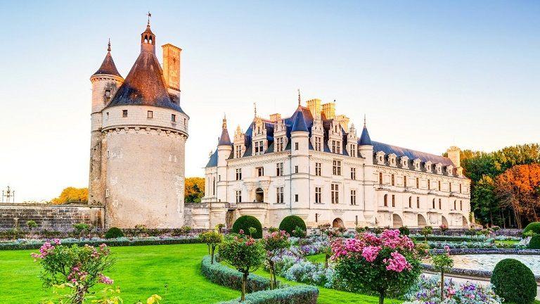 Thung lũng Loire Valley - địa điểm du lịch tại Pháp