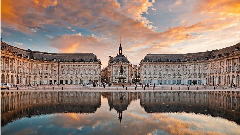 Một số công trình kiến trúc nổi tiếng tại Bordeaux - địa điểm du lịch tại Pháp