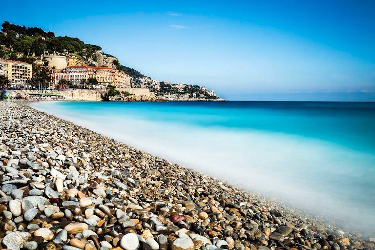 Biển Côte d'azur