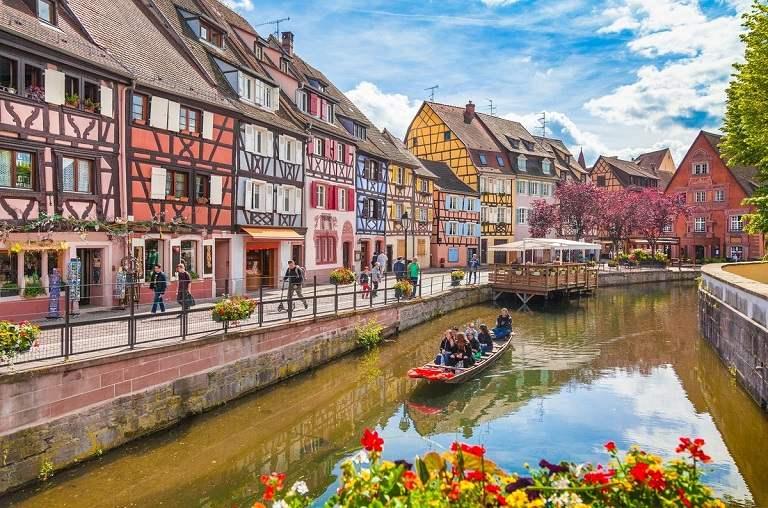 Thành phố Strasbourg - địa điểm du lịch tại Pháp