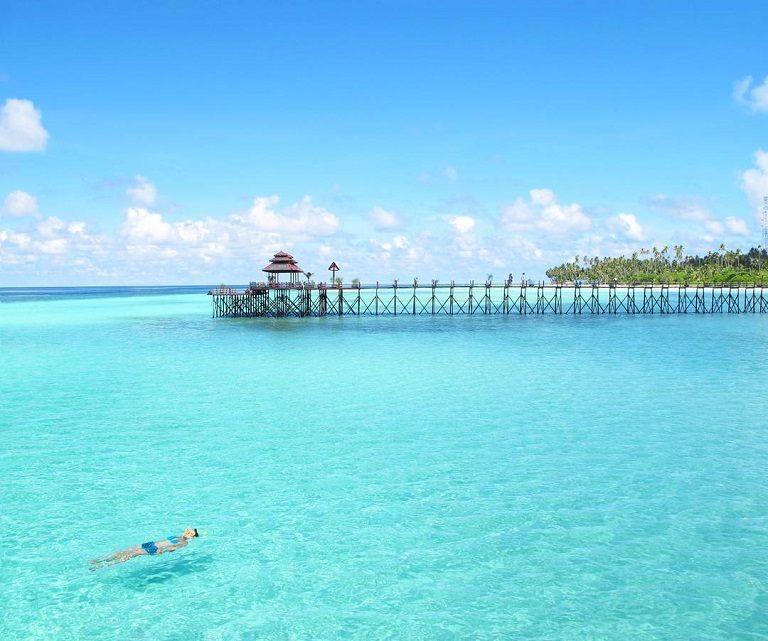 Quần đảo Derawan - Du lịch biển Indonesia
