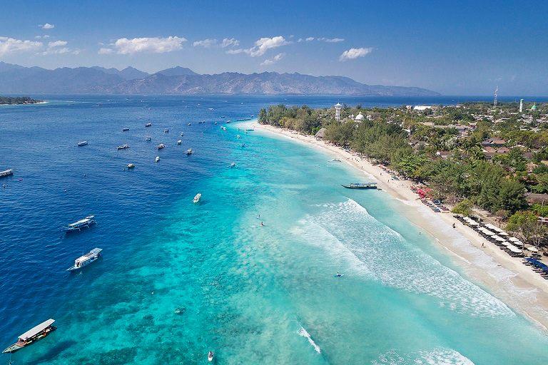Đảo Gili - Du lịch biển Indonesia