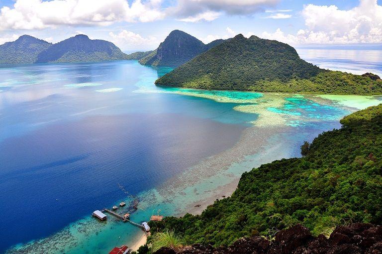 Du lịch biển Malaysia