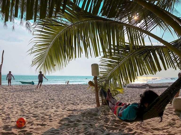 Bãi biển Mataking - Du lịch biển Malaysia