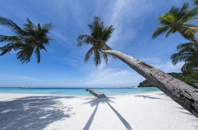 Đảo Lang Tengah - Du lịch biển Malaysia