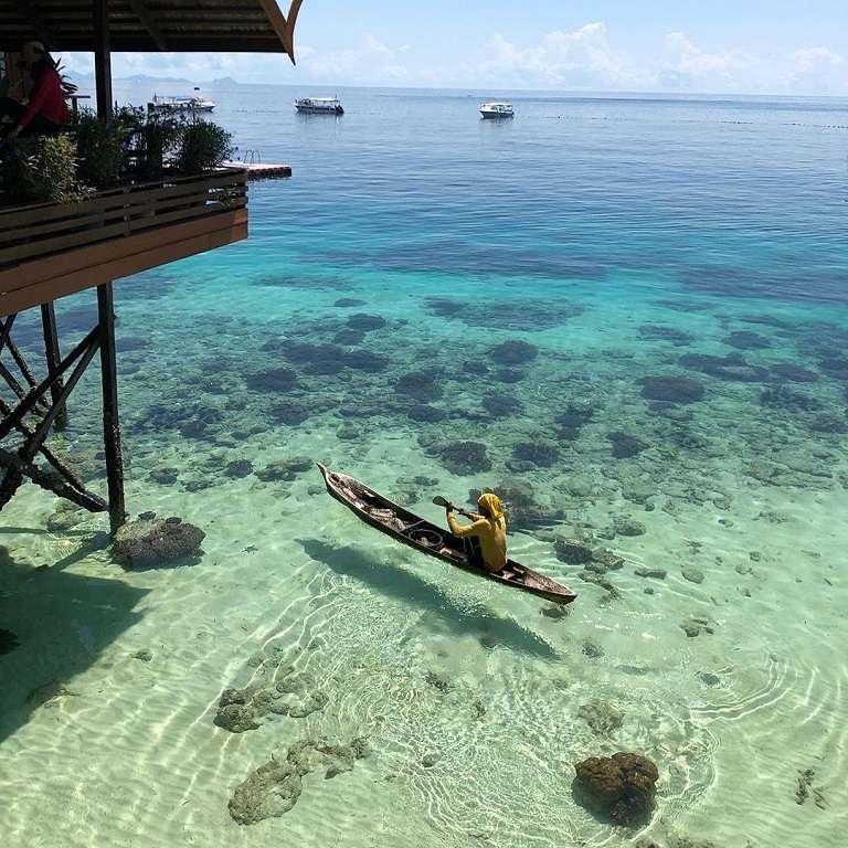 Đảo Kapalai