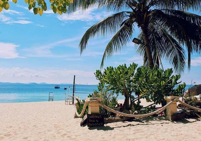 Đảo Kapas - Du lịch biển Malaysia