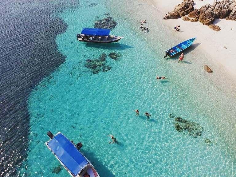 Bãi biển Monkey - Du lịch biển Malaysia