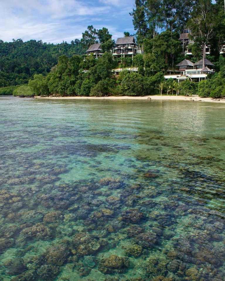 Đảo Gaya - Du lịch biển Malaysia