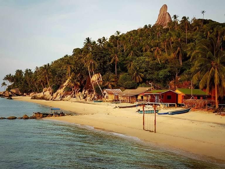 Đảo Aur - Du lịch biển Malaysia