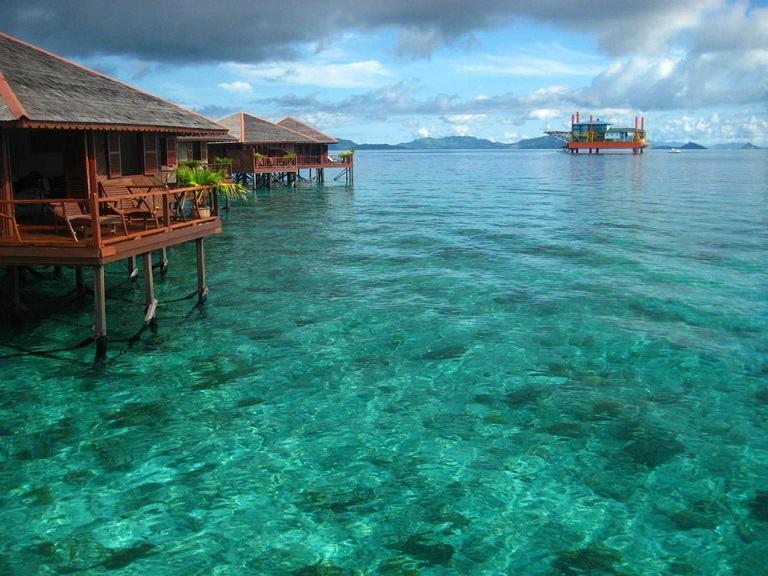 Đảo Sipadan - Du lịch biển Malaysia